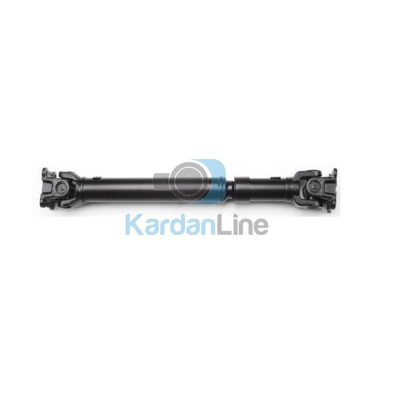 Transmissão cardan Nissan Navara / Pathfinder / Terrano 37200-0W700, 372000W700
